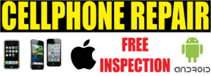 We fix Apple products and Androids too.