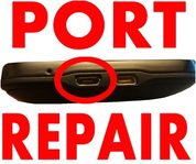 One of our specialties is Charger Port Repair.