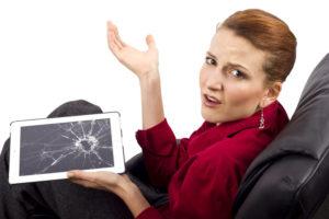 iPad repair - don't despair - We are here!